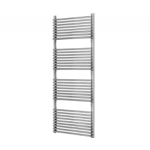 Abacus Elegance Strato Tube On Tube Towel Rail - 1700mm x 600mm - Chrome